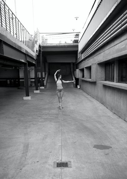 ChicoMorais: Balé pela cidade